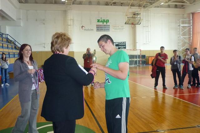 Majstrovstvá Bratislavského kraja HÁDZANÁ CHLAPCI