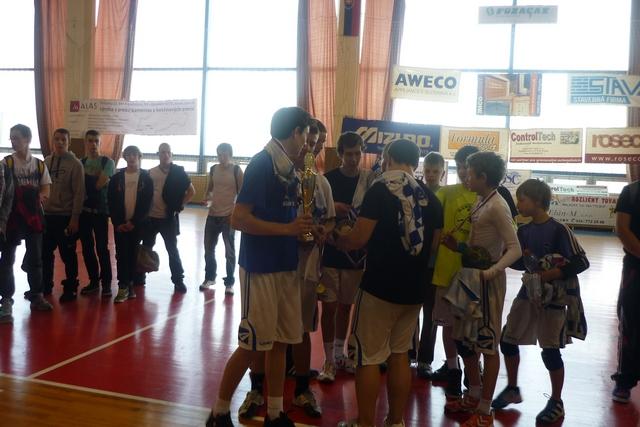 I. kolo Záhoráckej minihandball ligy 2013/2014