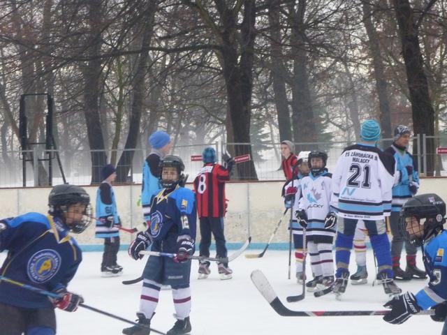 MINI ľadový hokej žiakov 4. ročník – O pohár primátora mesta
