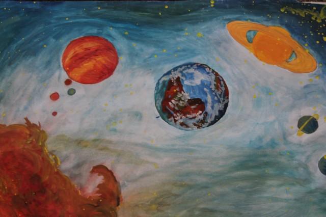 Deň Zeme – výtvarná súťaž 2013