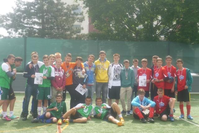 JEDNOTA FUTBAL CUP – OK Malý futbal