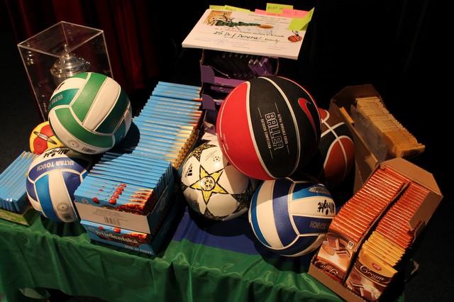 Športové hry malackej mládeže 2013
