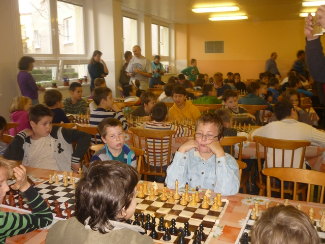 Šachový turnaj – GPX