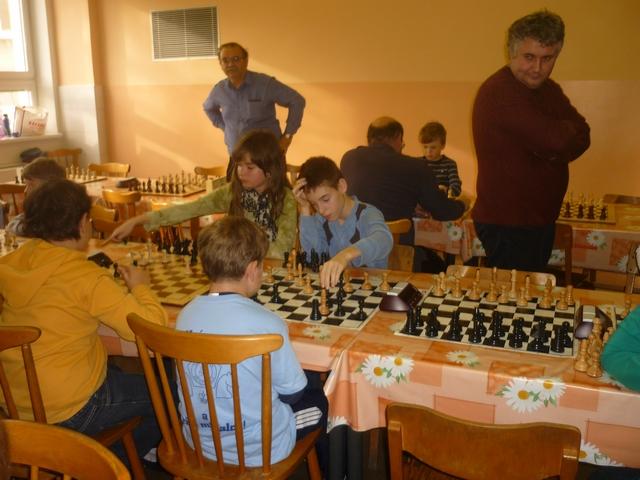 O putovný pohár k MDD 2012
