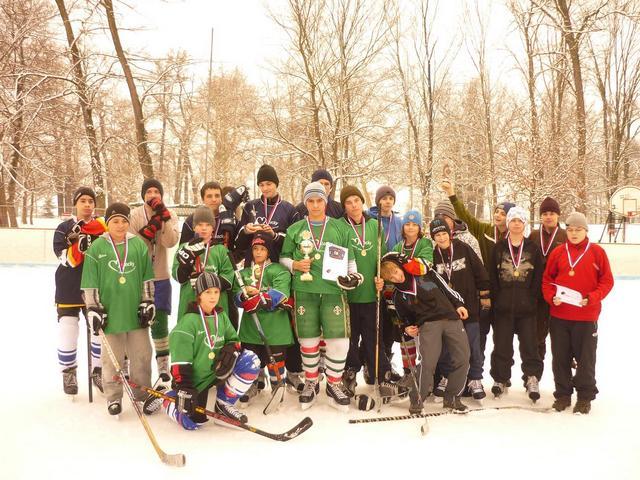 Mini ľadový hokej O pohár primátora