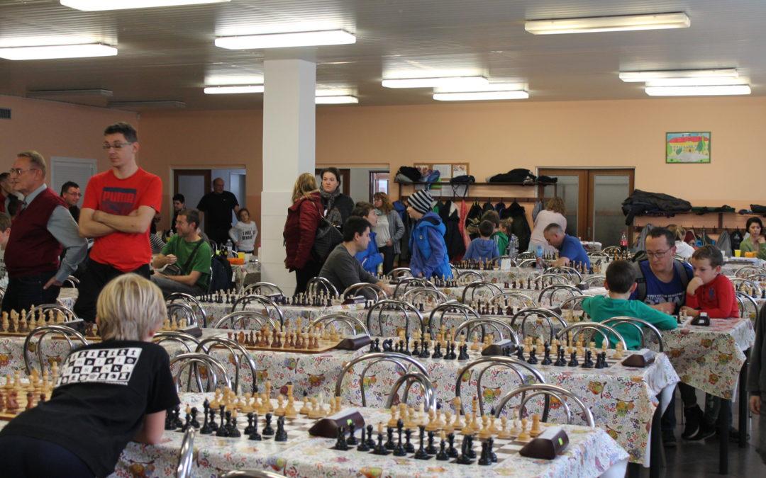 Detský šachový turnaj v Malackách