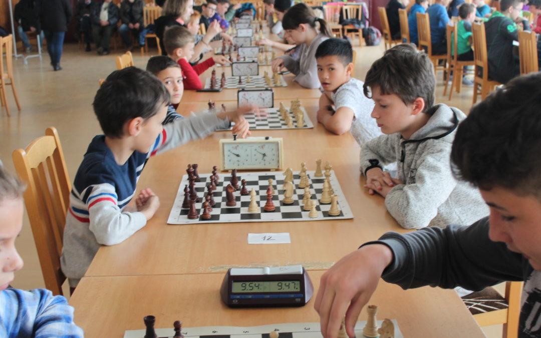 Veľkonočný šachový turnaj 12.4.2019