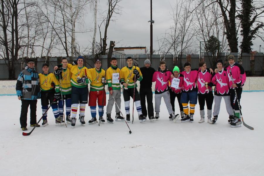 Miniľadový hokej 2016