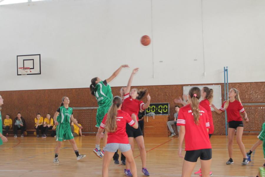 Basketbal chlapci / dievčatá