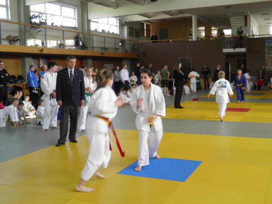 Majstrovstvá BSK v judo žiakov a žiačok