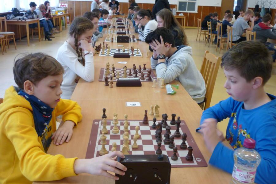 Veľkonočný šachový turnaj