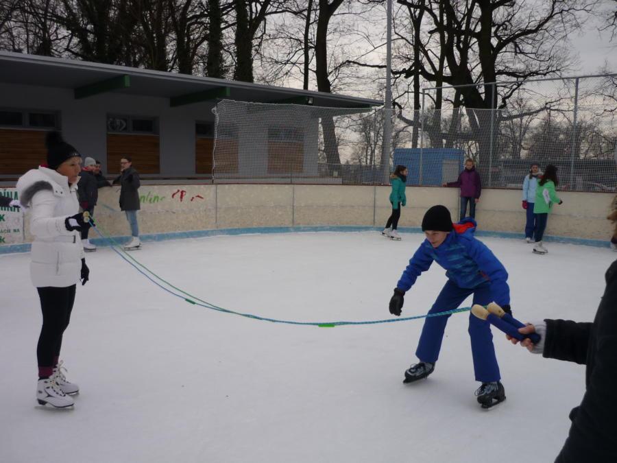 Prázdninové korčuľovanie